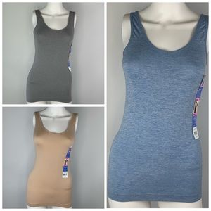 Ellen Tracy Camisole Reversible 3 pieces